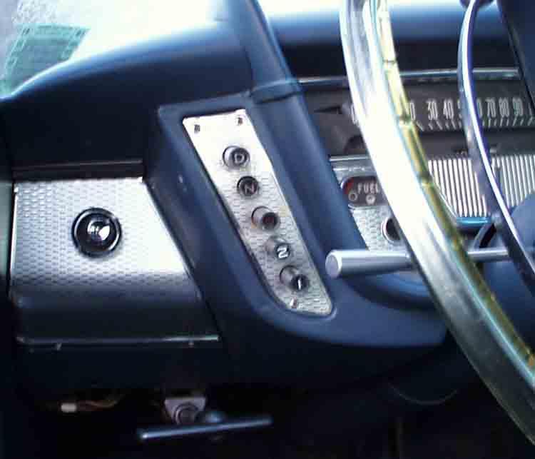 Push Button Transmission Cars Push-button Transmission