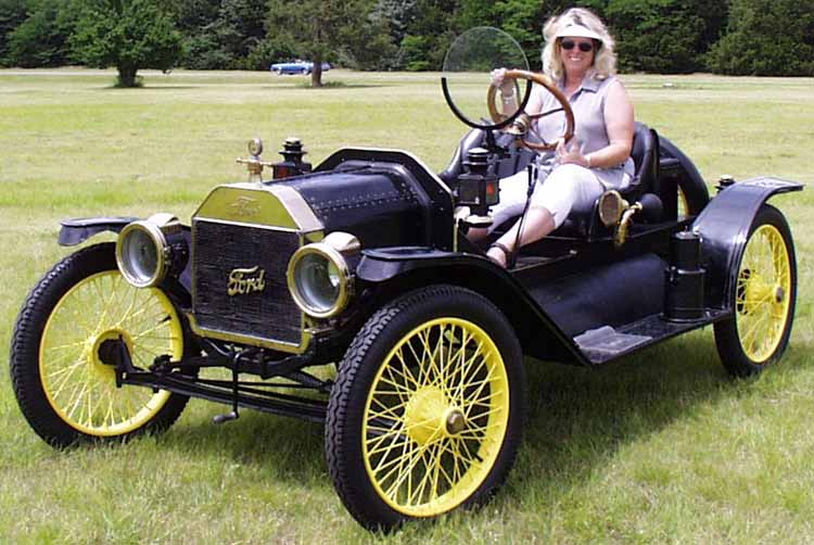 14 Ford Model T Speedster