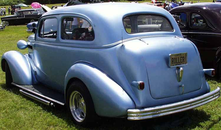 38 Chevy 2dr Sedan