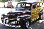 47 Ford Woodie
