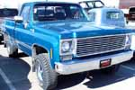 79 Chevy 4x4 SWB Pickup