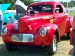 41 Willys 3W Coupe