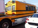 90's School Bus Transporter