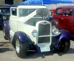 28 Chevy Chopped 3W Coupe