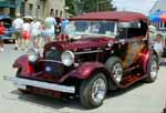 30 Ford Model A Touring Replica