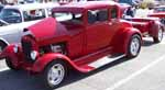 28 Ford Model A Chopped Coupe