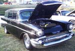 57 Chevy 4dr Station Wagon