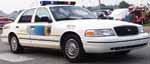 01 Ford Louisville Police Cruiser