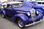 35 Oldsmobile Convertible