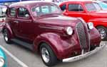 37 Plymouth 4dr Sedan