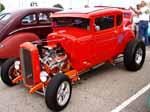 31 Ford Model A Hiboy Chopped Coupe
