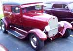 28 Ford Model A Chopped Sedan Delivery