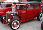28 Ford Model A Hiboy Tudor Sedan