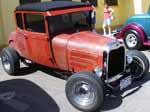 29 Ford Model A Hiboy Coupe