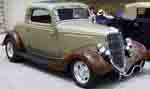 34 Ford 3W Coupe