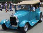 29 Ford Model A Touring