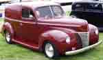 40 Ford Deluxe Sedan Delivery