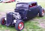 34 Ford Hiboy Chopped 3W Coupe