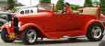 28 Ford Model A Chopped Convertible