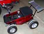90's Powered Radio Flyer