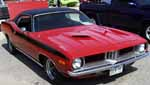 72 Plymouth Barracuda Coupe