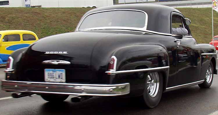 Hot Rods 1951 Dodge Business Coupe Help Please The H