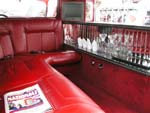 36 Packard Limo Interior