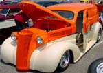 37 Chevy Chopped Sedan Delivery