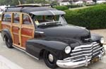 47 Chevy 4dr Woodie Station Wagon