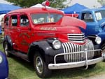 47 Chevy Suburban Fire Dept Staff Car
