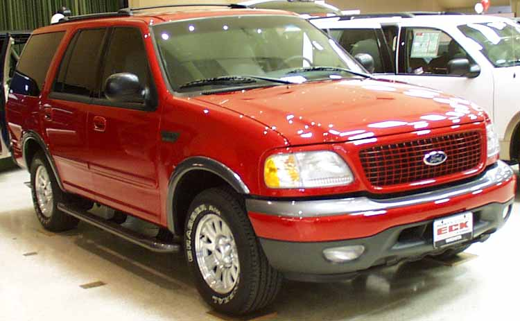 02 Ford Expedition 4dr 4x4