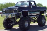 91 GMC Jimmy Lifted 4x4