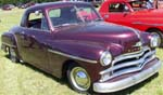 50 Plymouth 3W Coupe