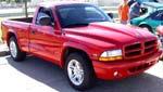00 Dodge Dakota SWB Pickup