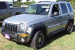 03 Jeep Liberty 4dr Wagon 4x4