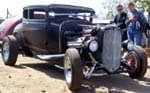 31 Ford Model A Chopped Hiboy Coupe