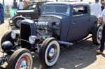 32 Ford Chopped 3W Hiboy Coupe