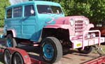 51 Willys Jeep Station Wagon 4x4