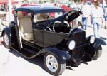 31 Ford Model A 3W Chopped Coupe