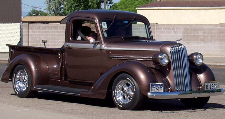 1937 plymouth truck craigslist Car Tuning