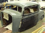 32 Ford Chopped 3W Coupe Body