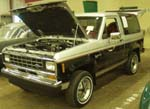 86 Ford BroncoII 4x4