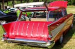 57 Chevy Nomad 2dr Station Wagon