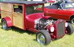 28 Ford Model A Hiboy Woody Wagon