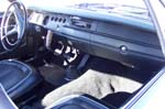 70 Plymouth RoadRunner 2dr Hardtop Dash