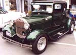 29 Ford Model A Coupe