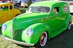 40 Ford Standard Chopped Sedan Delivery
