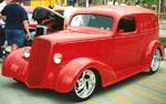 35 Chevy Master Sedan Delivery
