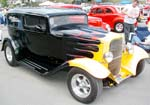32 Ford Chopped Sedan Delivery