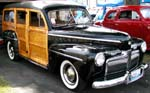 42 Ford ForDor Woodie Station Wagon